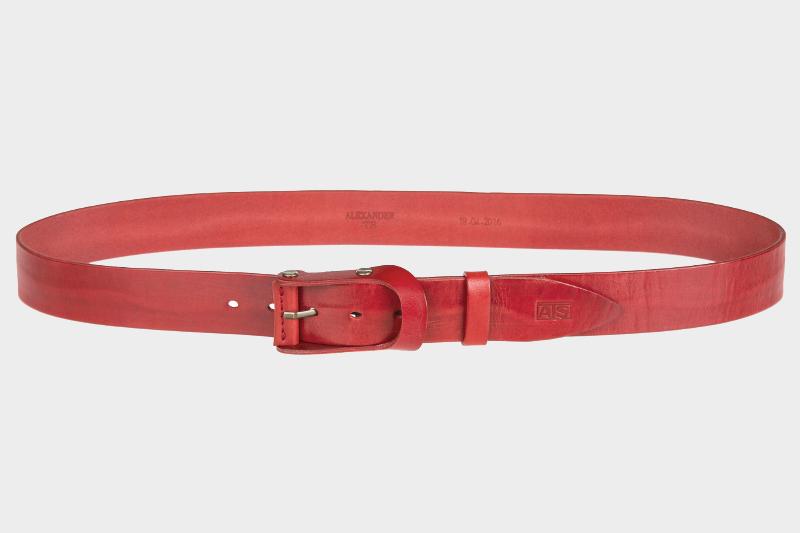 Купить красный мужской ремень дешево кожаные женские ремни оптом