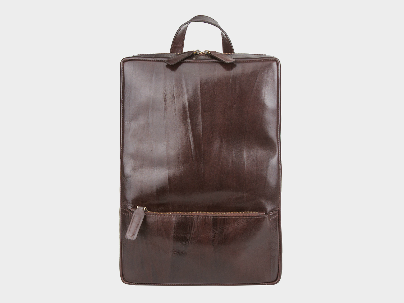 bc0caf7dbe02 Недорого купить коричневый кожаный рюкзак из натуральной кожи «R0027 ...
