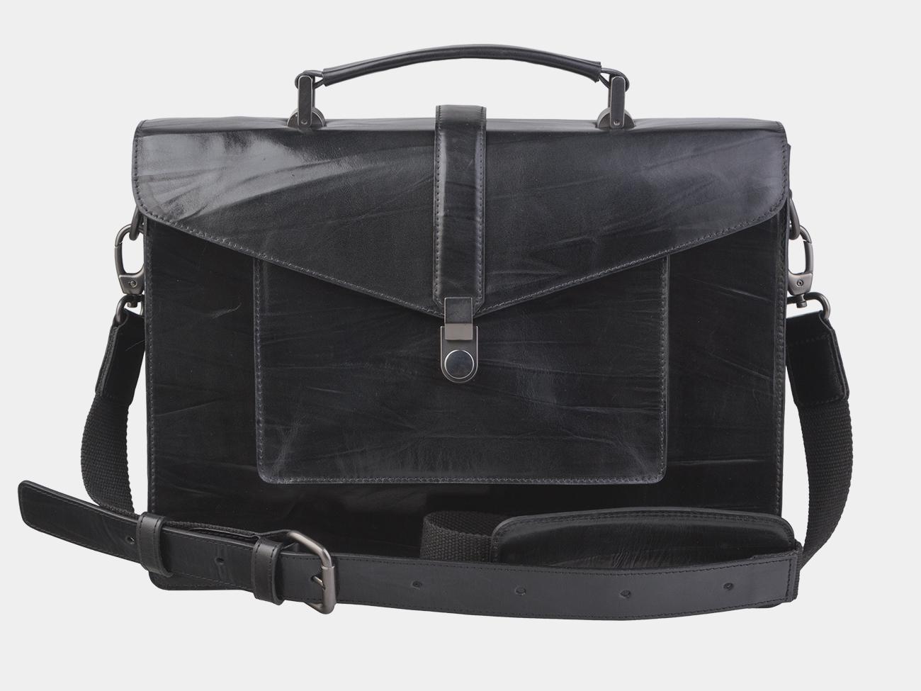 dc249e1b2270 Недорого купить черную кожаную женскую сумку из натуральной кожи ...
